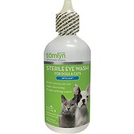 Tomlyn Opticlear Dog & Cat Eye Wash, 4-oz bottle