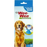 Four Paws Doggie Doo Bags, 60 count