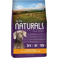 Hi-Tek Naturals Grain-Free Lamb Meal Recipe with Sweet Potato & Herring Meal Adult Dry Dog Food, 30-lb bag