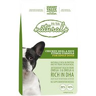 Hi-Tek Naturals Chicken Meal & Rice Fitness Formula Adult Dry Dog Food, 5-lb bag