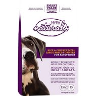 Hi-Tek Naturals Rice & Chicken Meal Large Breed Formula Adult Dry Dog Food, 30-lb bag