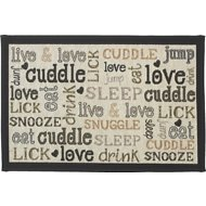PetRageous Designs Cuddle Tapestry Placemat