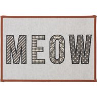 PetRageous Designs MEOW Tapestry Placemat