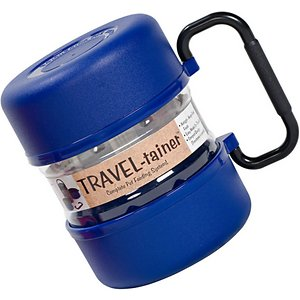 Gamma2 Travel-tainer Complete Pet Feeding System