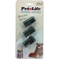 PetzLife Finger Brush, 3-pack