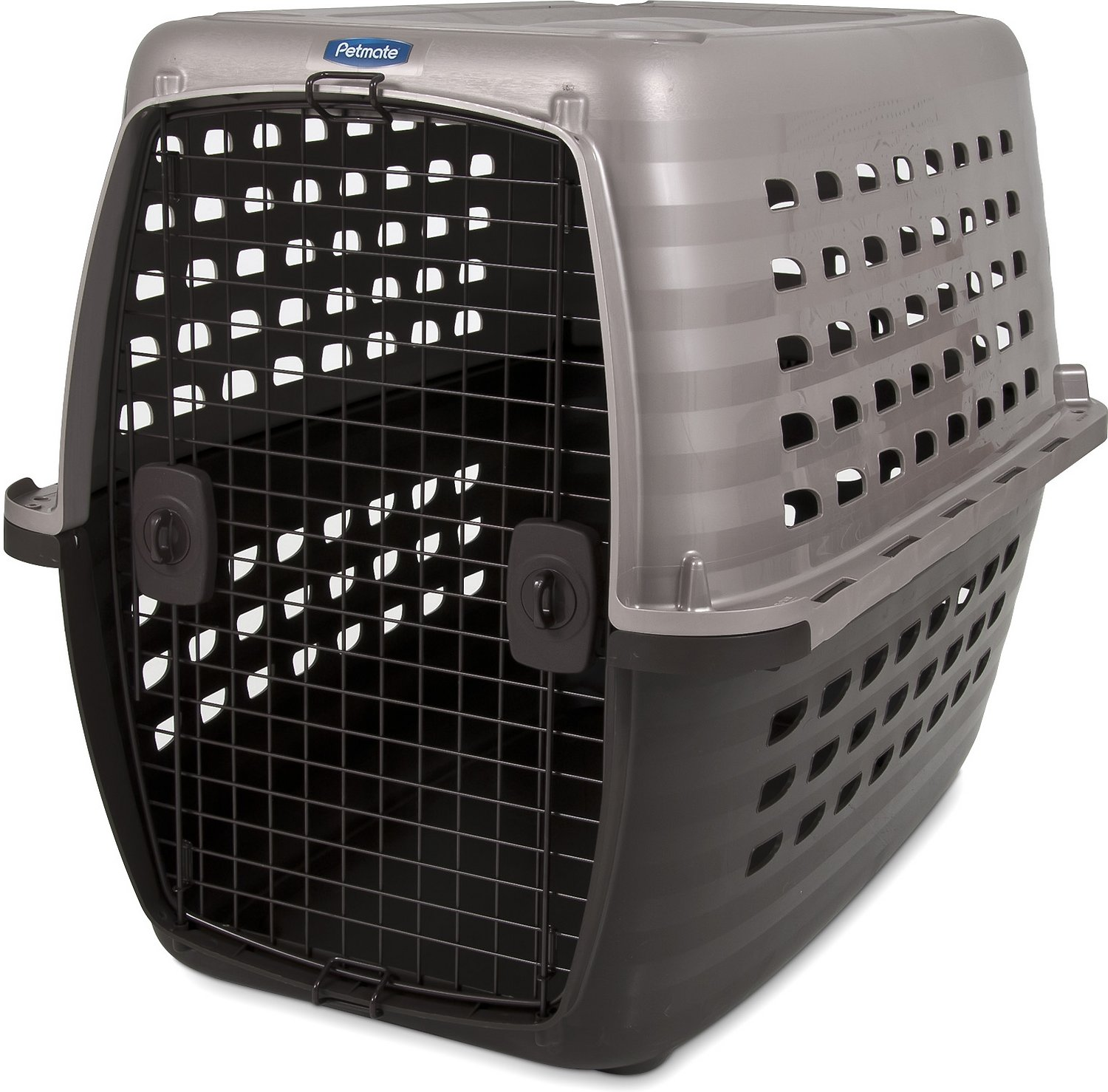 Petmate navigator plastic kennel x large chewycom for Petmate large dog kennel