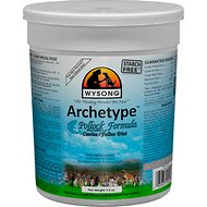 Wysong Archetype Pollock Formula Freeze-Dried Raw Dog & Cat Food, 7.5-oz canister
