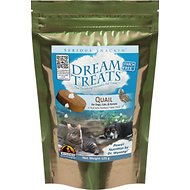 Wysong Dream Quail Freeze-Dried Dog & Cat Treats, 4.9-oz bag