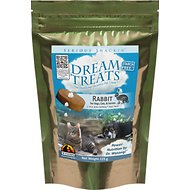 Wysong Dream Rabbit Freeze-Dried Dog & Cat Treats, 4.9-oz bag
