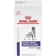 Royal Canin Veterinary Diet Weight Control Formula Dry Dog Food, 17.6-lb bag