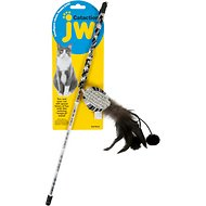 JW Pet Cataction Ball with Wand Cat Toy