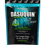 Nutramax Dasuquin Soft Chews Joint Health Large Dog Supplement, 150 count