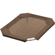 Coolaroo Replacement Cover for Steel-Framed Elevated Pet Bed, Nutmeg, Small
