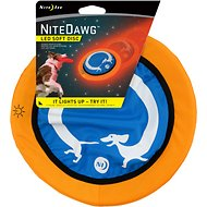 Nite Ize Nite Dawg LED Soft Disc Dog Toy