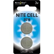 Nite Ize Nite Cell Lithium Replacement Batteries, 3V 2016