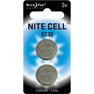 Nite Ize Nite Cell Lithium Replacement Batteries, 3V 2032