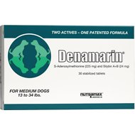 Nutramax Denamarin Tablets for Medium Dogs, 30 count