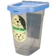 Van Ness Treat Me Pet Treat Container, 2-lb container