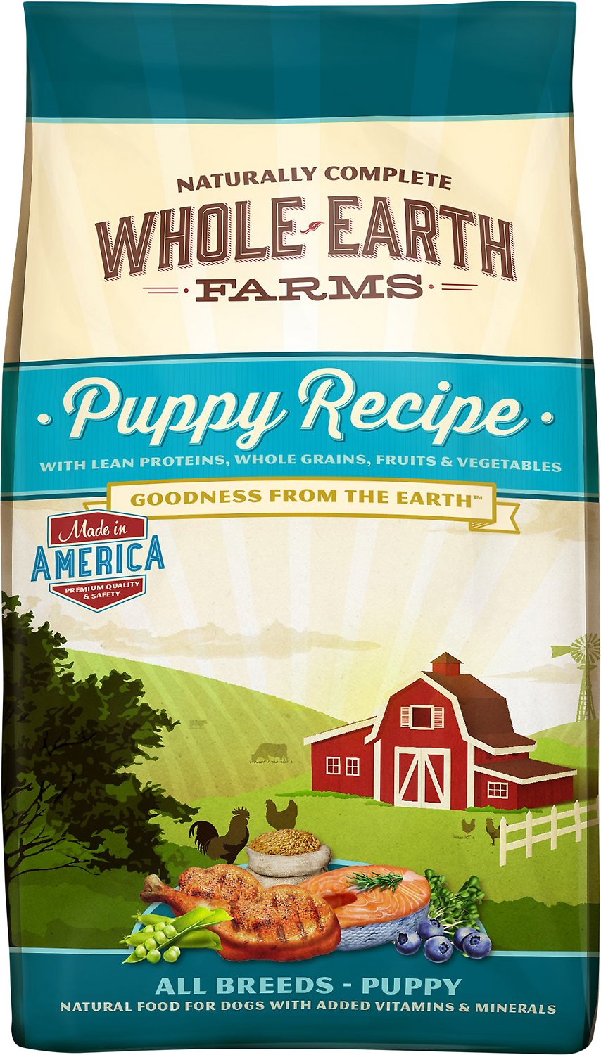 Whole Earth Farms Puppy Food Reviews