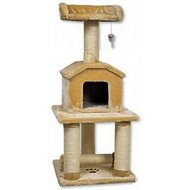 GoPetClub 45-inch Cat Tree, Beige