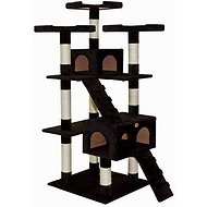 GoPetClub 72-inch Cat Tree, Black