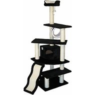 GoPetClub 70-inch Cat Tree, Black