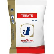 Royal Canin Veterinary Diet Feline Cat Treats, 4.4-oz bag, case of 24