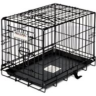 Precision Pet Products Great Crate Double Door Dog Crate, X-Small