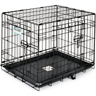 Precision Pet Products Provalu Double Door Dog Crate, Small