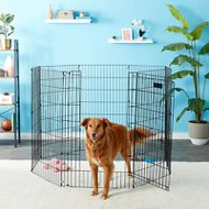 Precision Pet Products Ultimate Exercise Pen with Door, Large