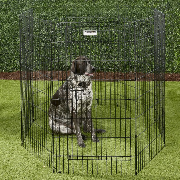Precision Pet Products Ultimate Exercise Pen With Door X