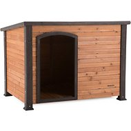Precision Pet Products Extreme Outback Log Cabin Dog House, Giant
