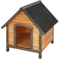 Precision Pet Products Extreme Outback Country Lodge Dog House, Small