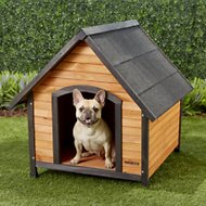 Precision Pet Products Extreme Outback Country Lodge Dog House, Large