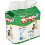 Precision Pet Products Little Stinker Housebreaking Pads, 30 pack