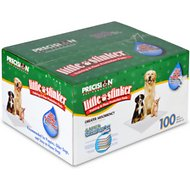 Precision Pet Products Little Stinker Housebreaking Pads, 100 pack