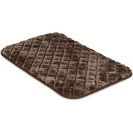 Precision Pet Products SnooZZy Sleeper Crate Mat, Chocolate, Medium
