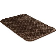 Precision Pet Products SnooZZy Sleeper Crate Mat, Chocolate, Intermediate