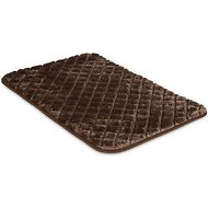 Precision Pet Products SnooZZy Sleeper Crate Mat, Chocolate, Large