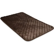 Precision Pet Products SnooZZy Sleeper Crate Mat, Chocolate, X-Large