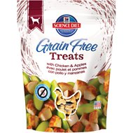 Hill's Science Diet Grain-Free with Chicken & Apples Dog Treats, 8-oz bag