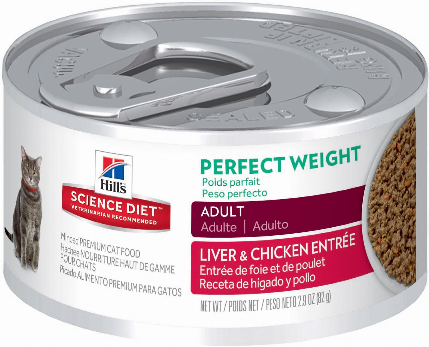 Science Diet Perfect Weight Canned Dog Food