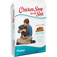 Chicken Soup for the Soul Puppy Dry Dog Food, 5-lb bag