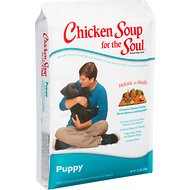 Chicken Soup for the Soul Puppy Dry Dog Food, 15-lb bag
