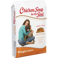 Chicken Soup for the Soul Adult Weight Care Dry Dog Food, 30-lb bag