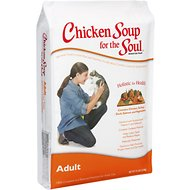 Chicken Soup for the Soul Adult Dry Cat Food, 15-lb bag