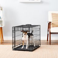 MidWest Ovation Single Door Dog Crate, 24-inch