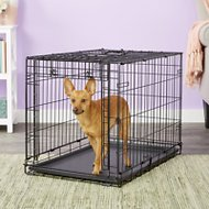 MidWest Ovation Single Door Dog Crate, 30-inch