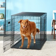 MidWest Ultima Pro Double Door Dog Crate, 42-inch