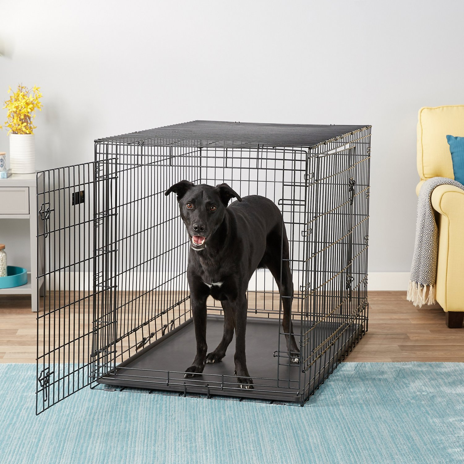 Midwest Ultima Pro Double Door Dog Crate 48 In Chewy